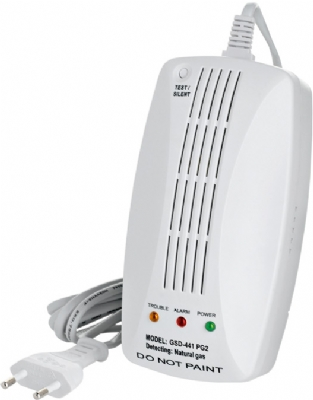 Detector de gas natural v a radio 133 18 elementos for Detector de gas natural